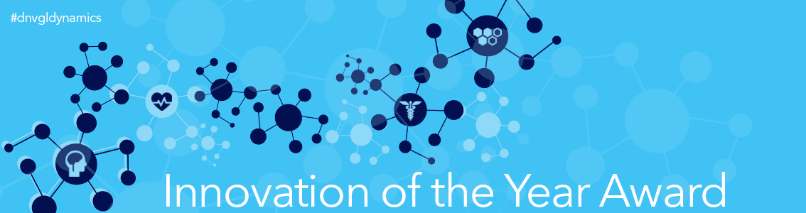 Innovation of the Year Award banner image