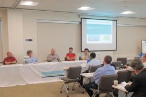 Battery workshop owners panel