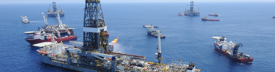 Flaring operations conducted by the drillship Discoverer Enterprise_1134x300