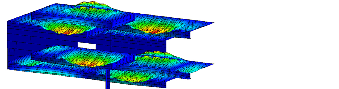 Local structural vibration analysis