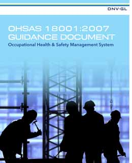 OHSAS 18001 general guidance