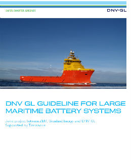 Battery systems guidelines