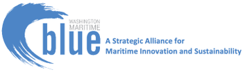 Washington Maritime Blue logo 350x104pxl